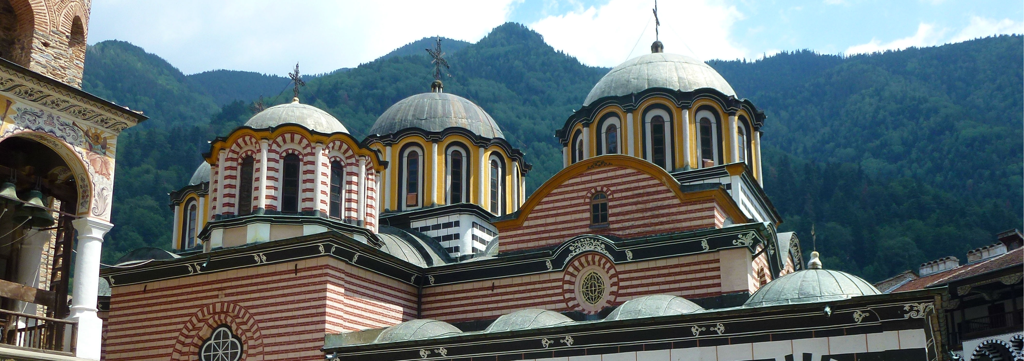 Bus Ticket To Rila Monastery Only For 11 Leva